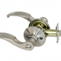 LA-Entry-Lever-Right hand-Satin-Stainless-Steel-19-8252-2
