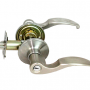 LA-Entry-Lever-Right hand-Satin-Stainless-Steel-19-8252