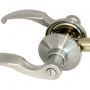 LA-Privacy-Lever-Left-Hand-Satin-Stainless-Steel