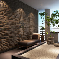 Dunes-madecopr-wall decoration