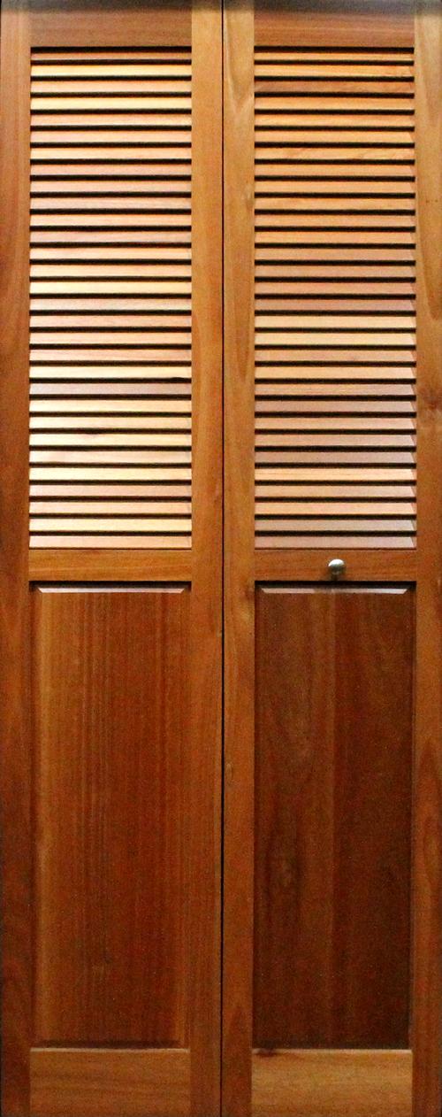 Bi Fold Doors Modern Look Panel And Louver