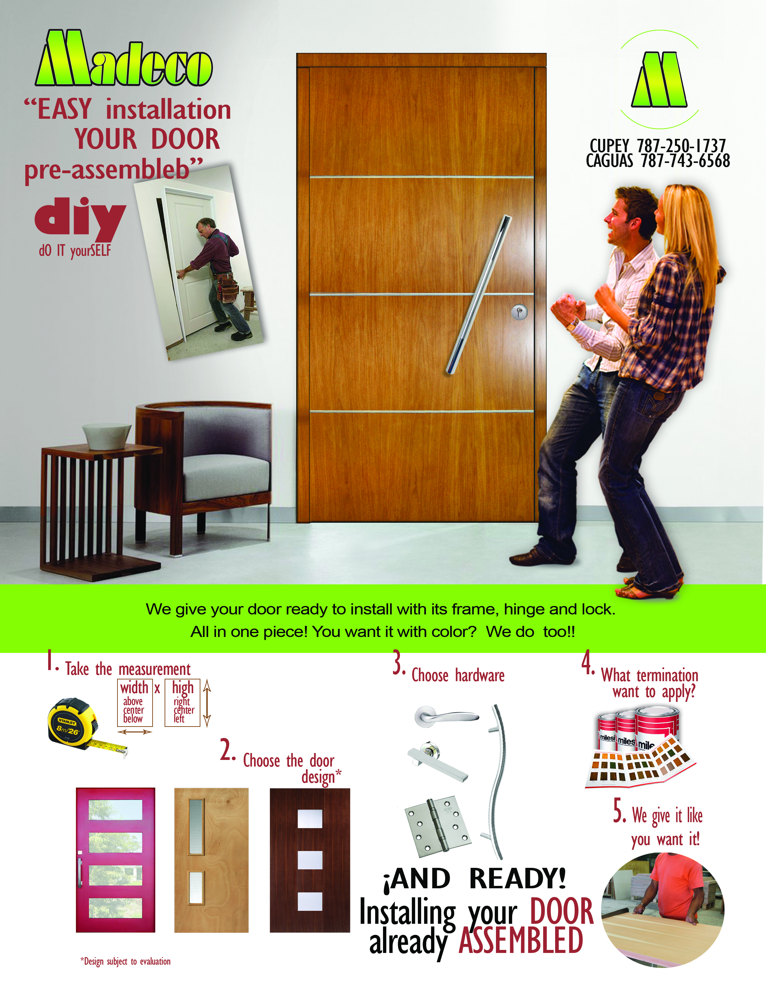 Prehung doors madecopr diy do it yourself solutioingenieria Choice Image